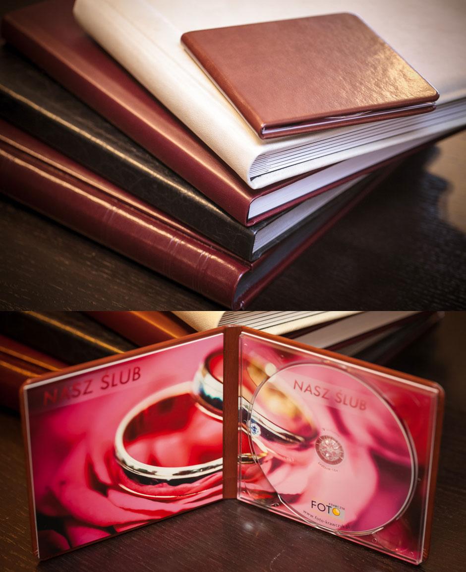 album ślubny fotopracownia krzysztof krawczyk